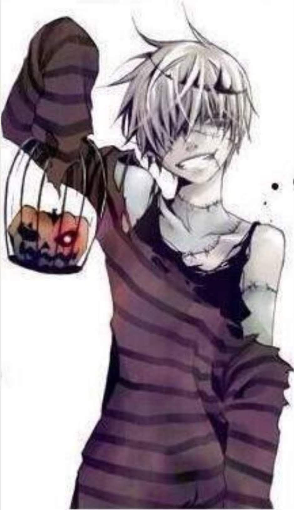 Pin By Kelsey Tveitbakk On The Chaos Saga Anime Halloween Anime Zombie Anime