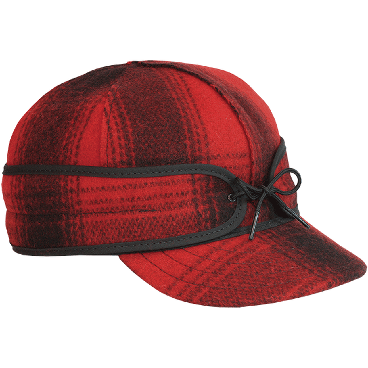 Stormy Kromer Original Kromer Cap Winter Wool Hat with Earflap