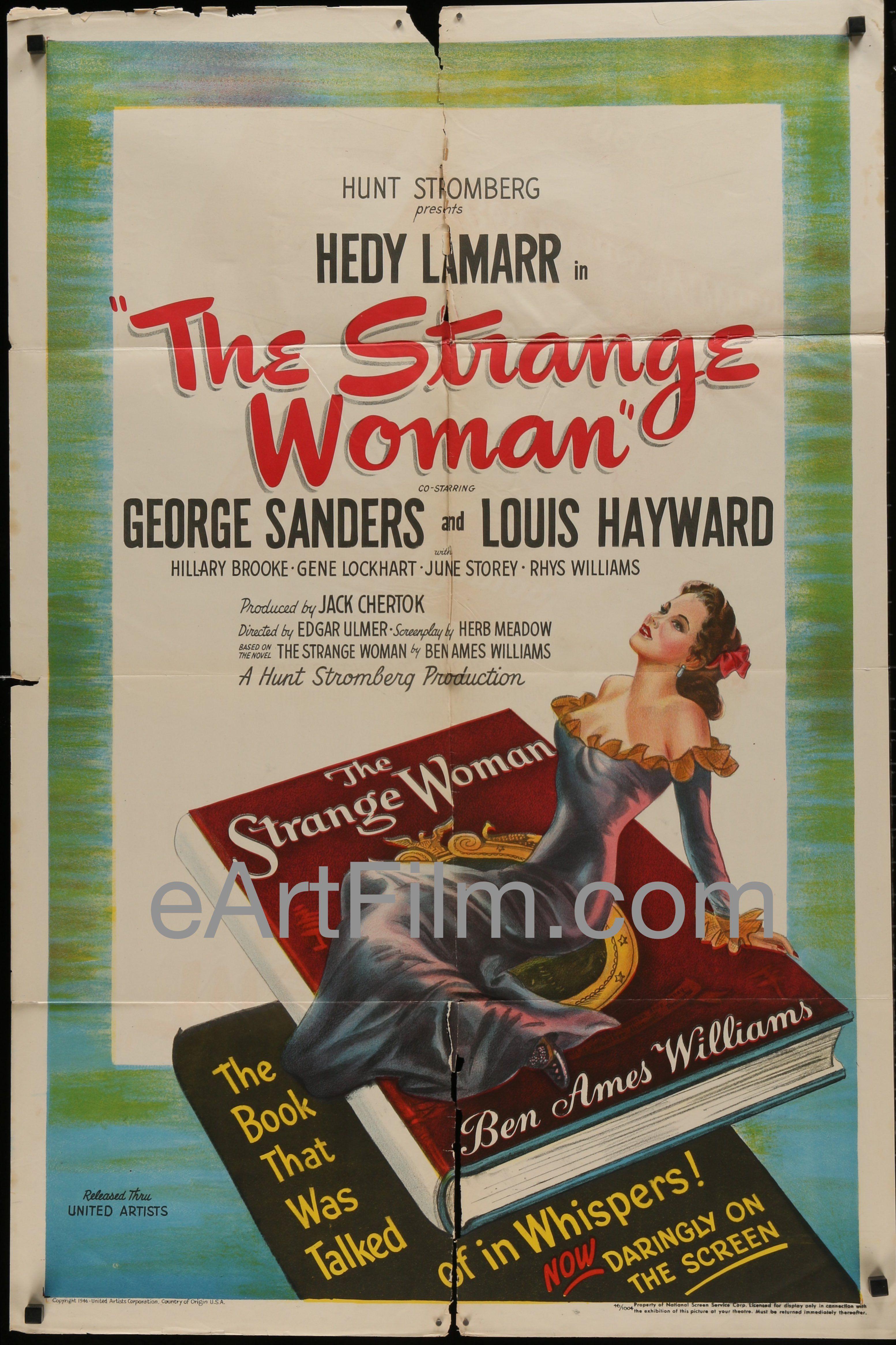 Strange Woman, TheEdgar G UlmerHedy