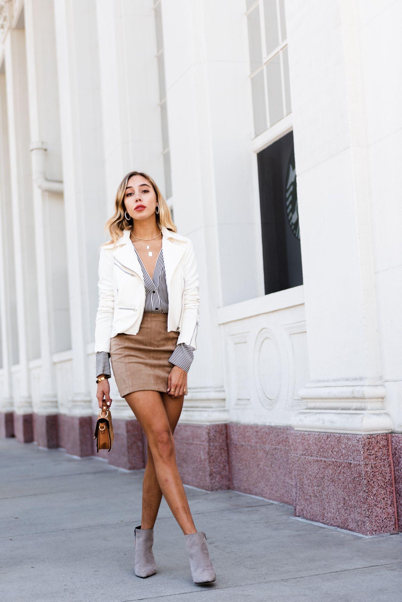 Fresh Ways to Wear Classic Outerwear | Outerwear women, Cool
