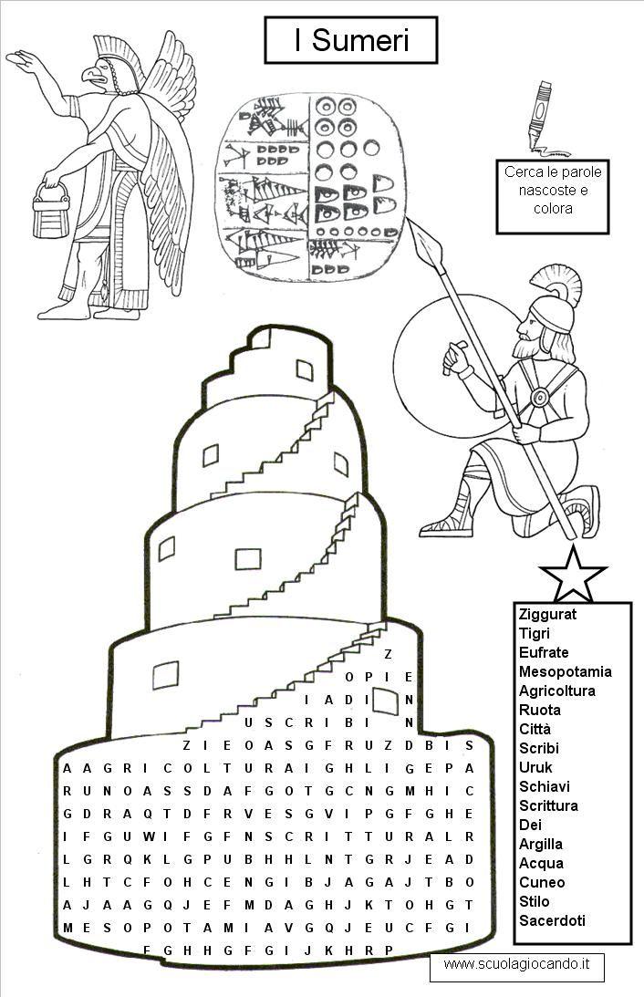Pin di maria carmela santorelli su storia pinterest - Foglio da colorare della bibbia ...