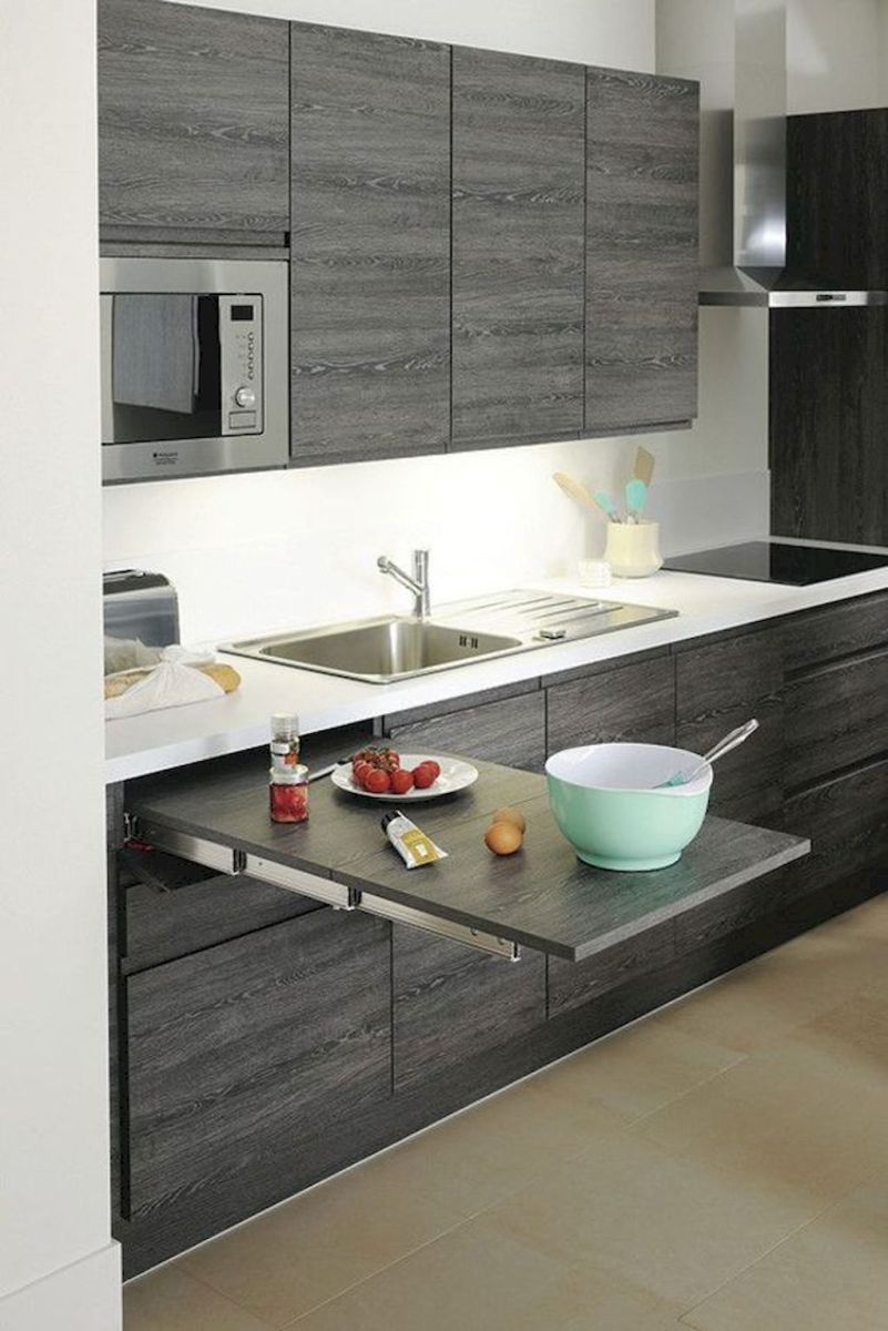 38 Smart And Minimalist Kitchen Remodel Ideas Mutfak Ic