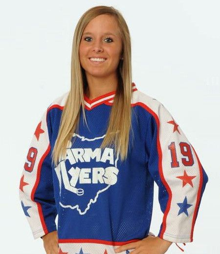 Kelli Stack - USA Ice Hockey