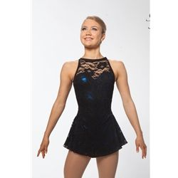 Brad Griffies Figure Skating Dress Style 1723 | Figure Skating Apparel | Style 1723 | Brad Griffies | Discountskatewear.com