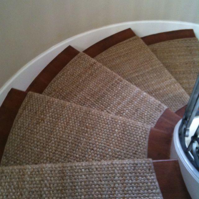 Best We Love Using Jute Carpet On Stairs Jute Carpet 400 x 300