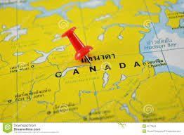 Harta Canada
