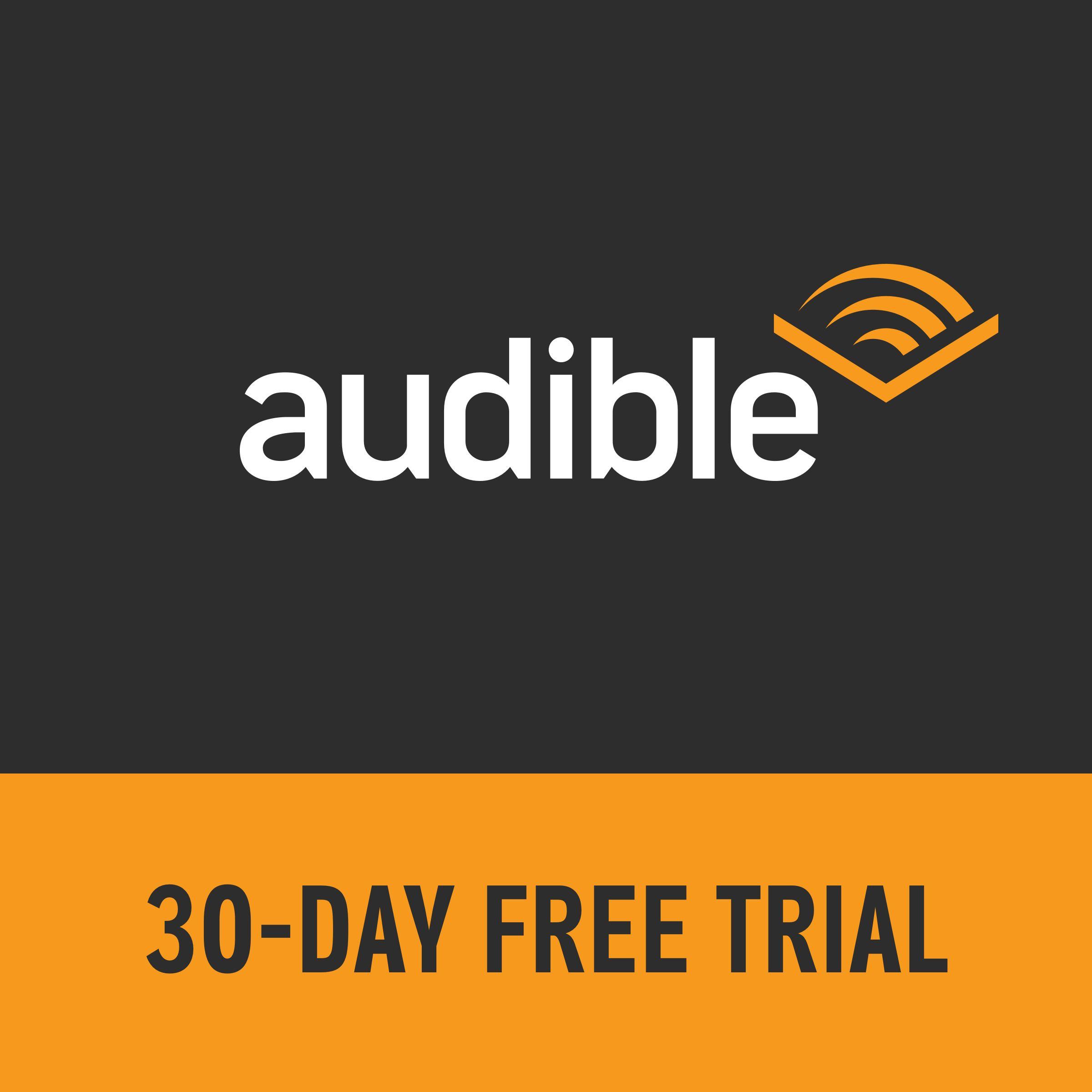Audible free trial membership meditation download audio