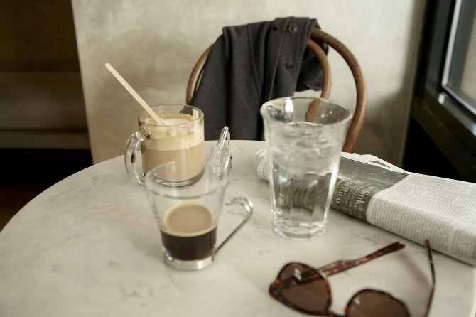 Coffee date (via Brian W. Ferry Photography)