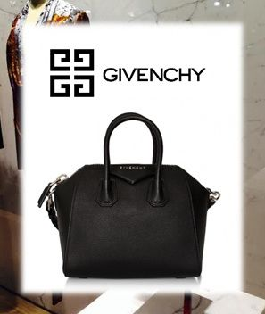 【関税送料込】GIVENCHY×lAntigonaMiniBag Black
