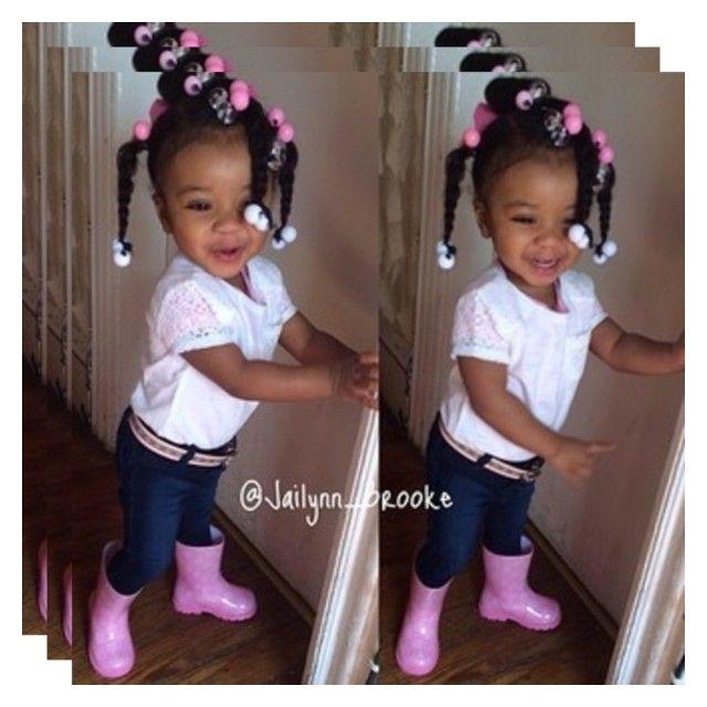 Ootd Brooklyn Black Baby Girl Hairstyles Baby Girl Hairstyles Baby Girl Hair
