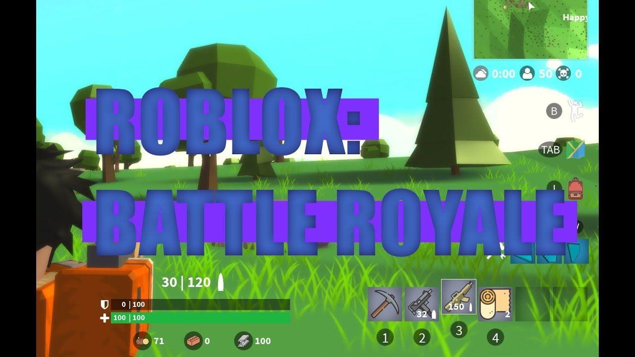 Roblox Battle Royale Roblox Roblox Battleroyale Roblox