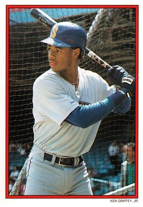 Random Baseball Card 2237 Ken Griffey Jr Outfielder