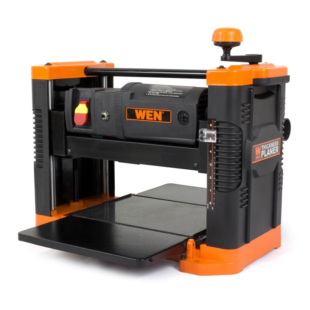 WEN Inch A Benchtop Thickness Planer with Granite Table