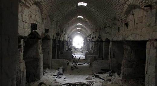 Série fotográfica mostra efeito da guerra na paisagem síria | Virgula