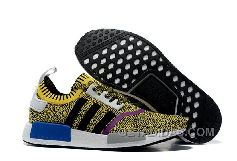 ADIDAS NMD Runner PK Yellow Camo | Adidas z3 | Zapatos nike