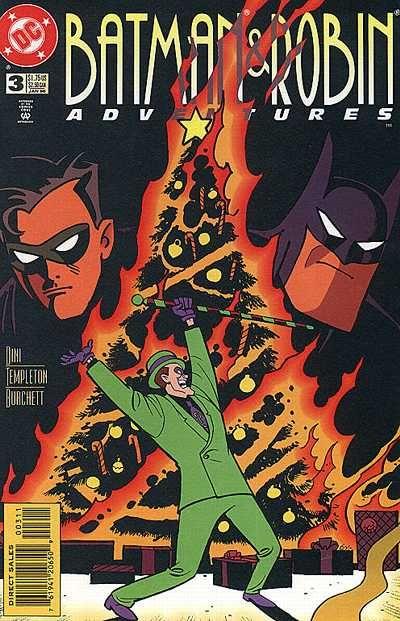 Batman and Robin Adventures 3