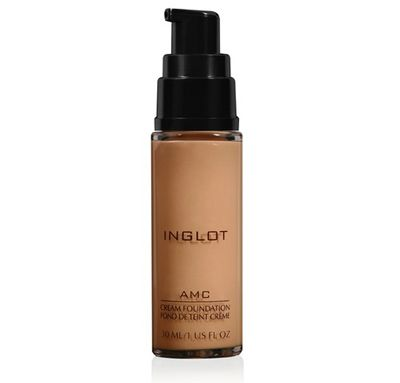 Inglot amc cream foundation..Love Creams!!!.. #Flawless... Liquids or Creams??? Which do you prefer?? =)