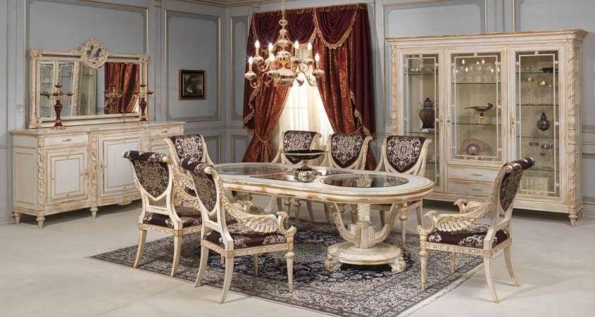 Mobili Pranzo ~ Sala da pranzo stile veneziano mobili in stile veneziano per la