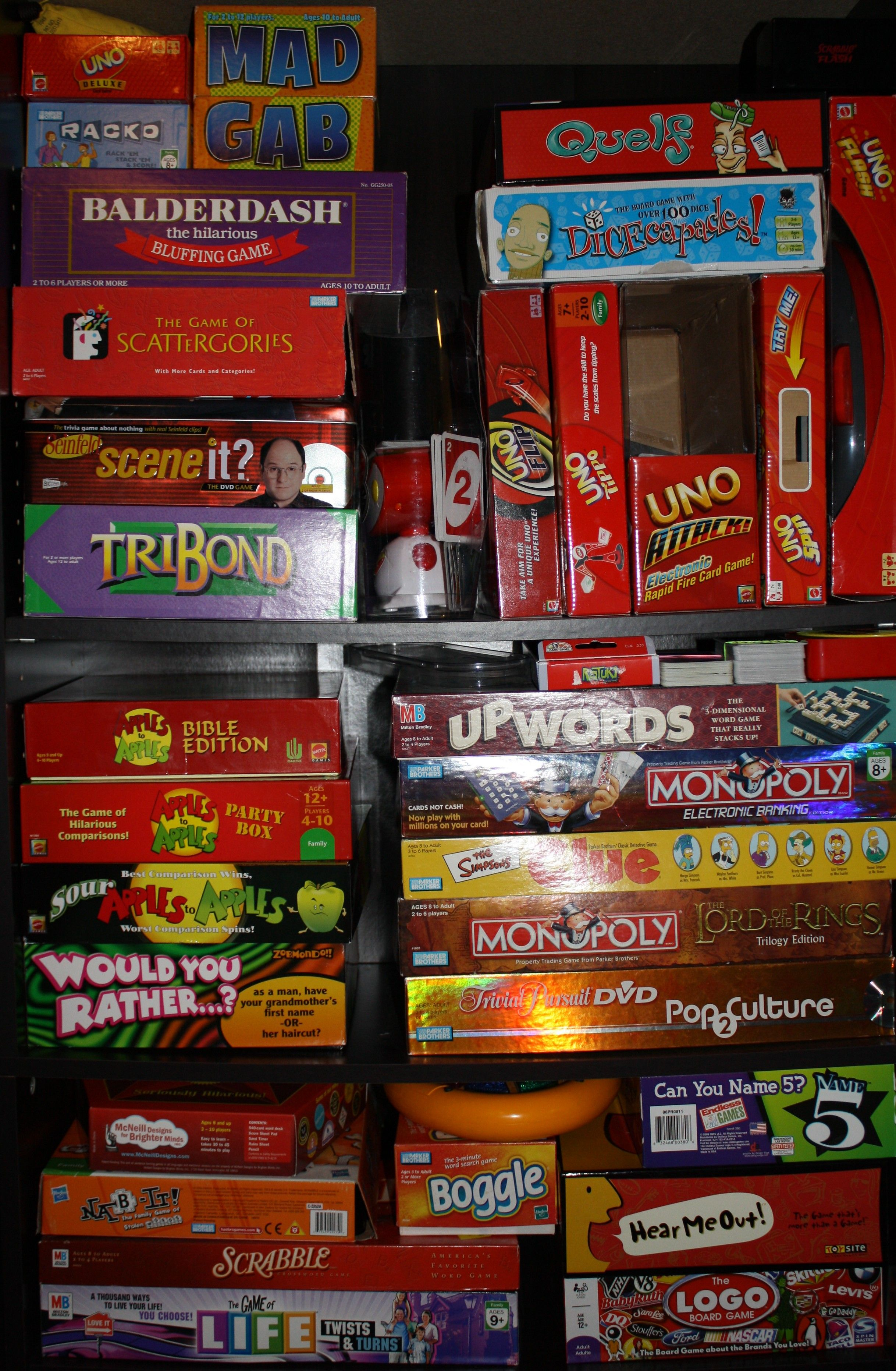 How to Organize An Awesome Game Night Guests, Games
