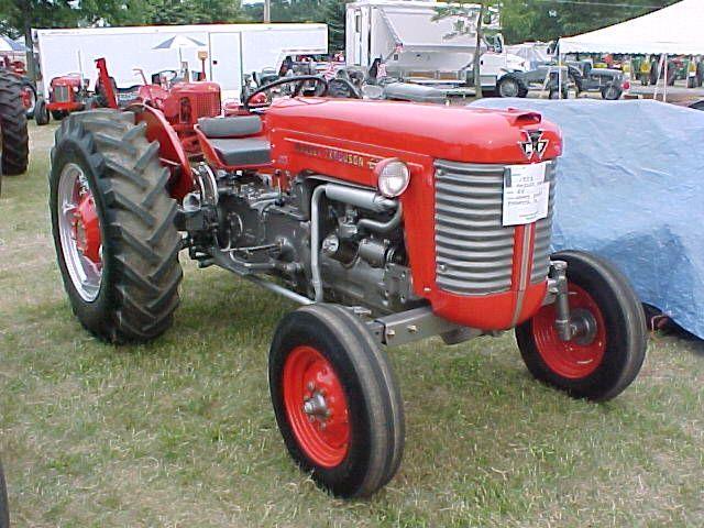 Massey Ferguson Mf 65 Tracteur
