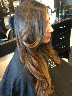 Hair-bayalage