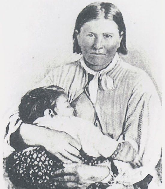 In The Photo You Are Looking At Quanah Parker's Mom