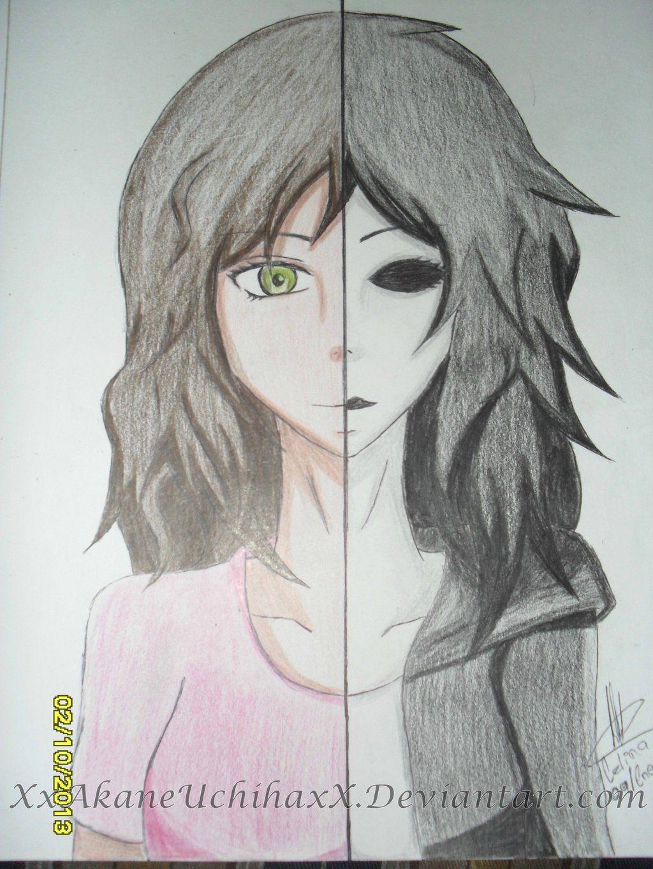 Jane The Killer Drawing : killer, drawing, CreepyPastas