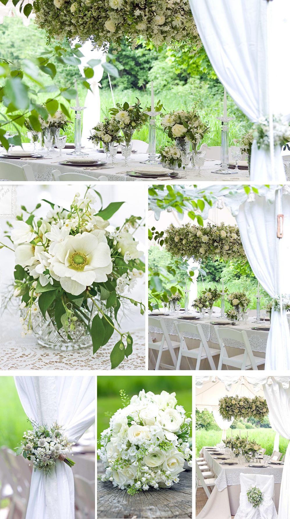 Luxury wedding flowers by Philippa Craddock, acclaimed wedding ...