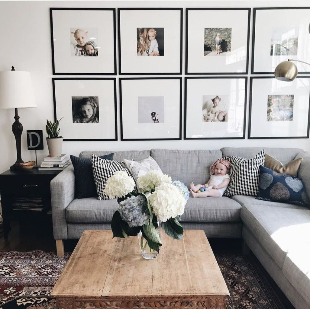 30 Decorating Ideas For Blank Wall Behind Couch 42 Living Room Wall Wall Decor Living Room Living Room Designs