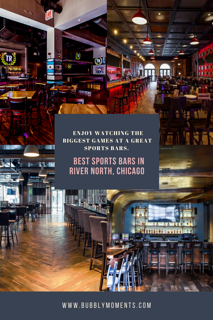 Best Sports Bars in River North, Chicago | Sports, Chicago ...