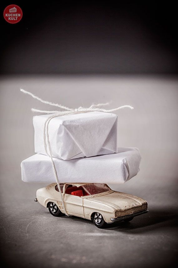 Schokoladentorte Zum Geburtstag Geldgeschenk Auto Geldgeschenke
