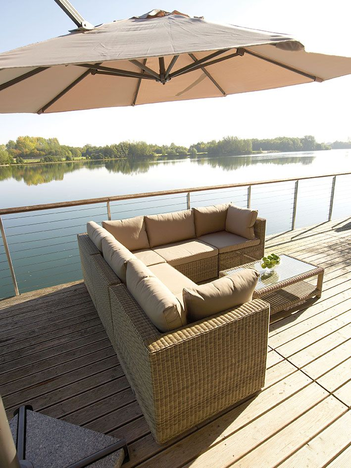 We have a fabulous range of garden sofa and garden lounge sets ideal ...