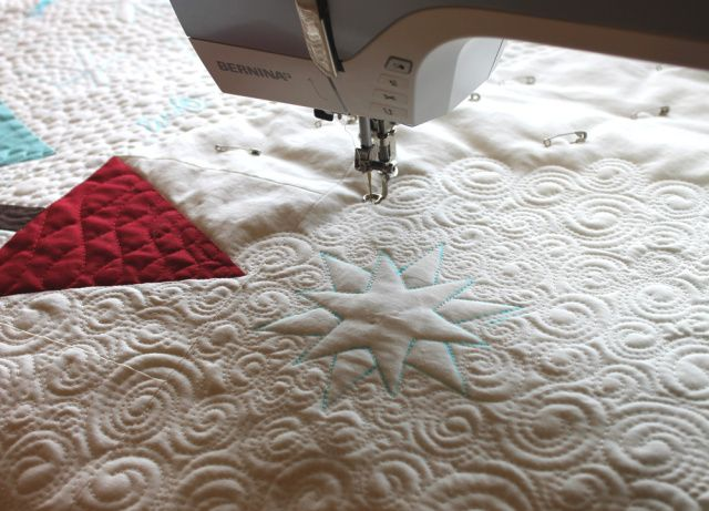 Free-Motion Quilting for Beginners: 10 Tips | Free motion quilting ... : sewing machine quilting patterns - Adamdwight.com