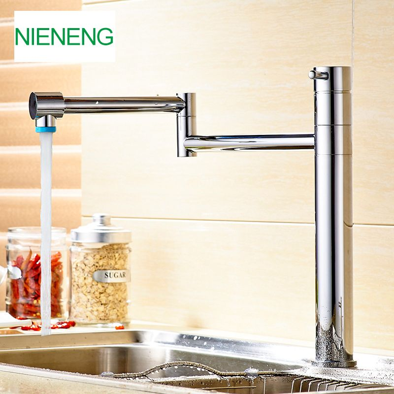 Nieneng Kitchen Faucet Robinet Sink Mixer Sprayer Water Cocina Endearing Kitchen Taps Decorating Inspiration