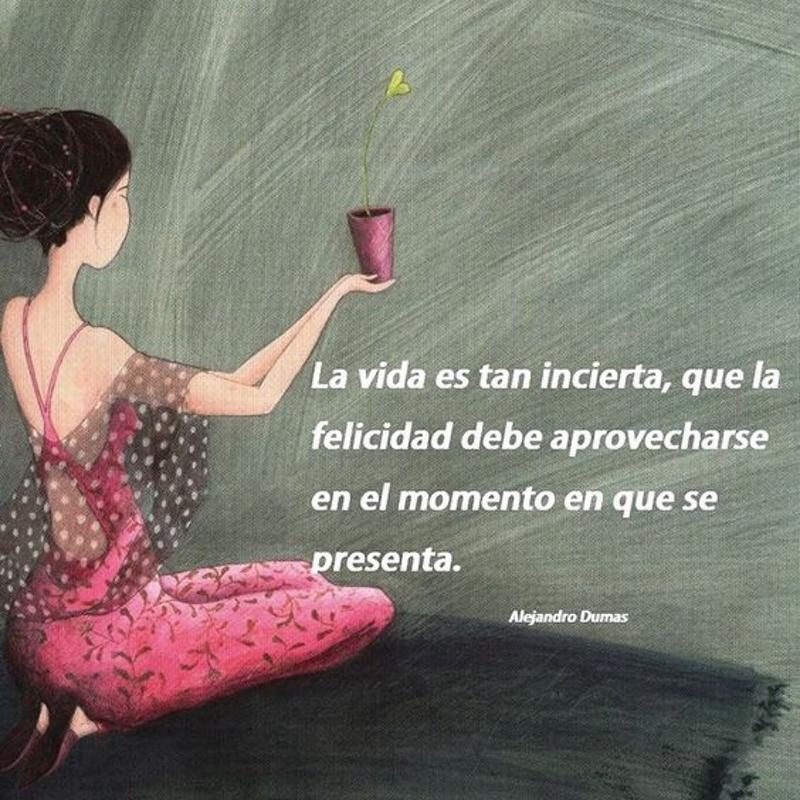 Disfruta cada momento de felicidad.   Love   Pinterest