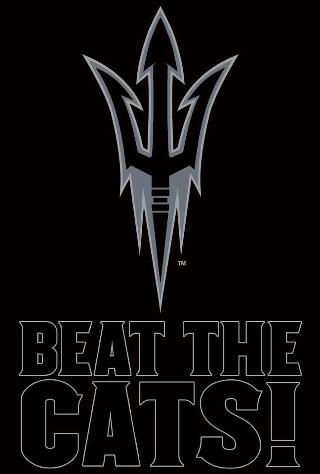 When was the last time u of a beat asu