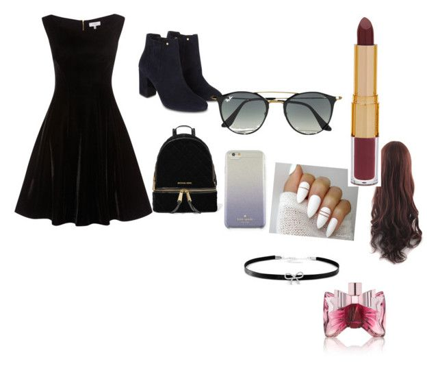"""""""Untitled #52"""" by hofer04 ❤ liked on Polyvore featuring Monsoon, MICHAEL Michael Kors, Kate Spade, Ray-Ban, tarte, Giani Bernini and Viktor & Rolf"""