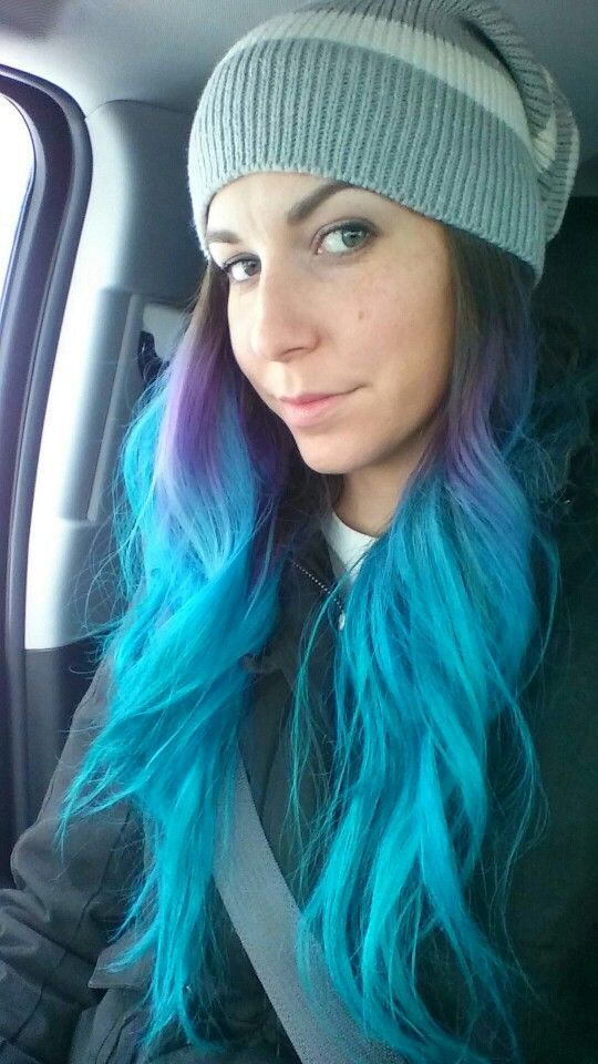 Manic Panic Purple Haze Rockabilly Blue Voodoo Blue I Dye My