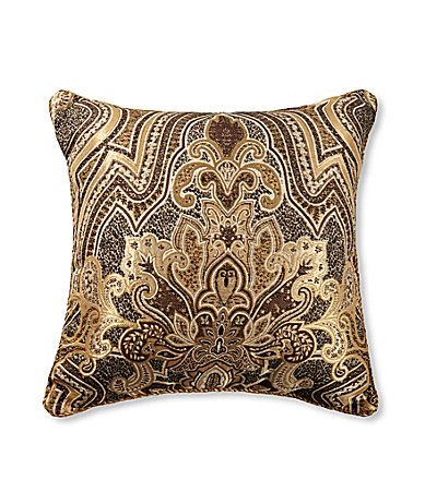 Veratex Maison Del Rey 40 Damask Decorative Pillow Dillards Throw Awesome Dillards Decorative Pillows