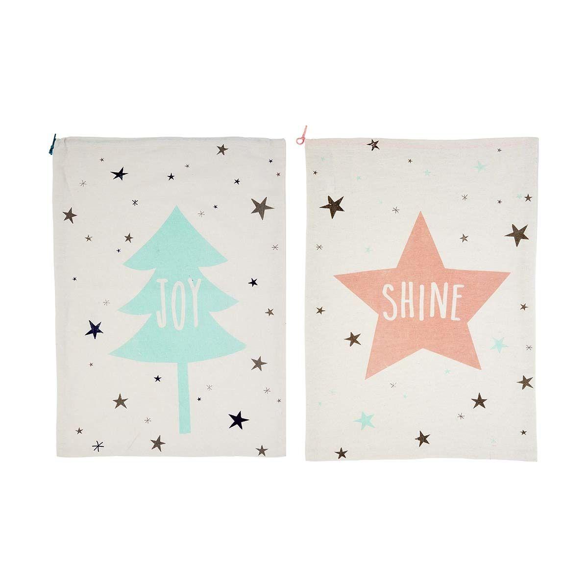 Santa Sack - Assorted | Kmart | Christmas | Pinterest | Christmas ...