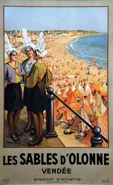 Les Sables d'Olonne     vers 1930