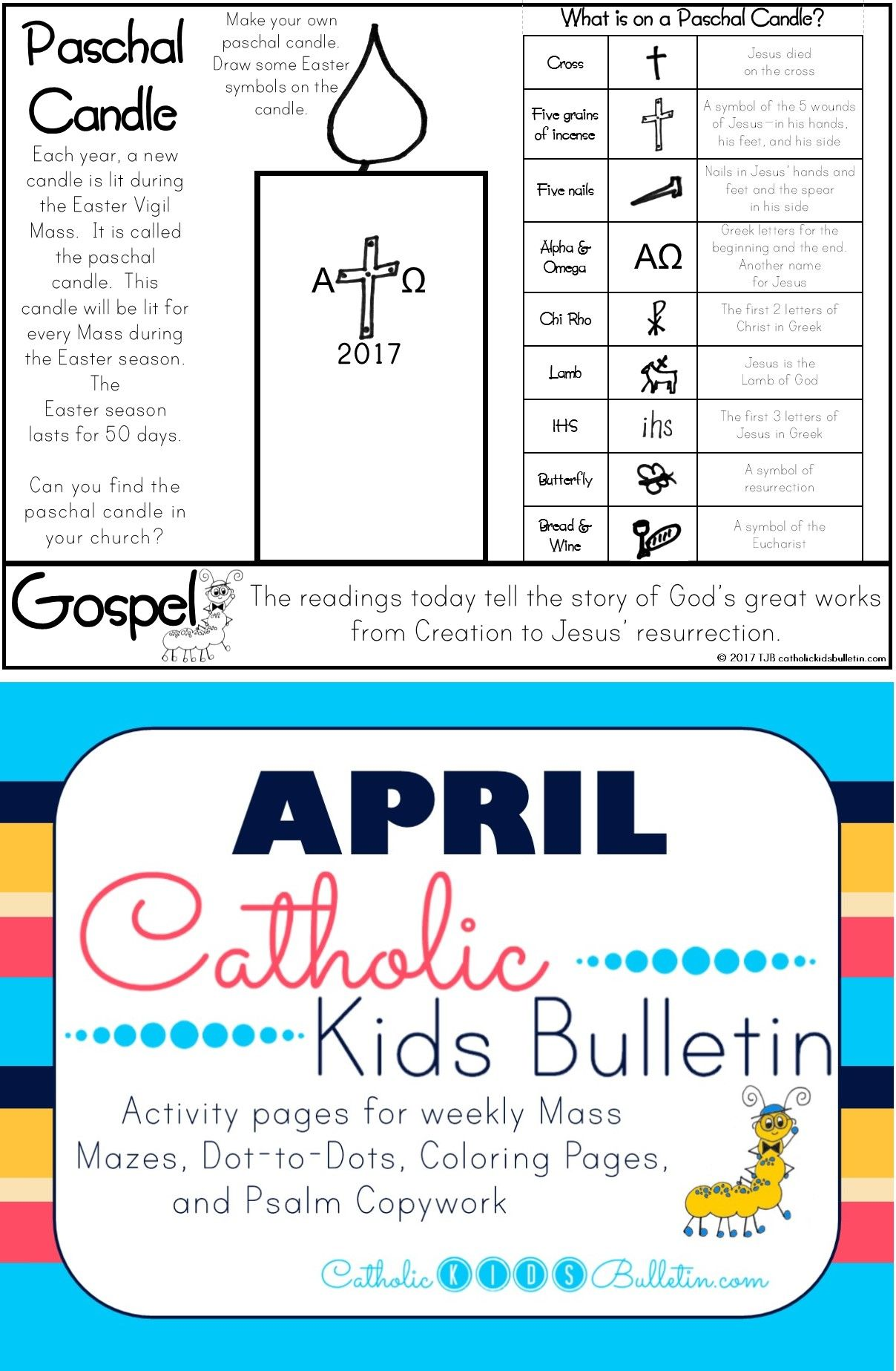 check out these awesome catholic mass bulletins for kids these coloring and activity pages are perfect for prek kindergarten 1st and 2nd grades