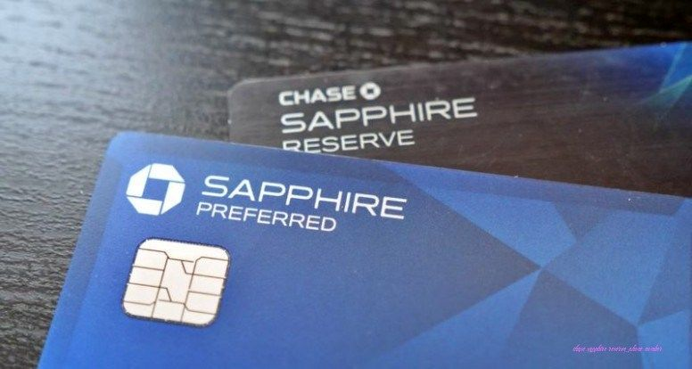 Five Common Myths About Chase Sapphire Reserve Phone Number