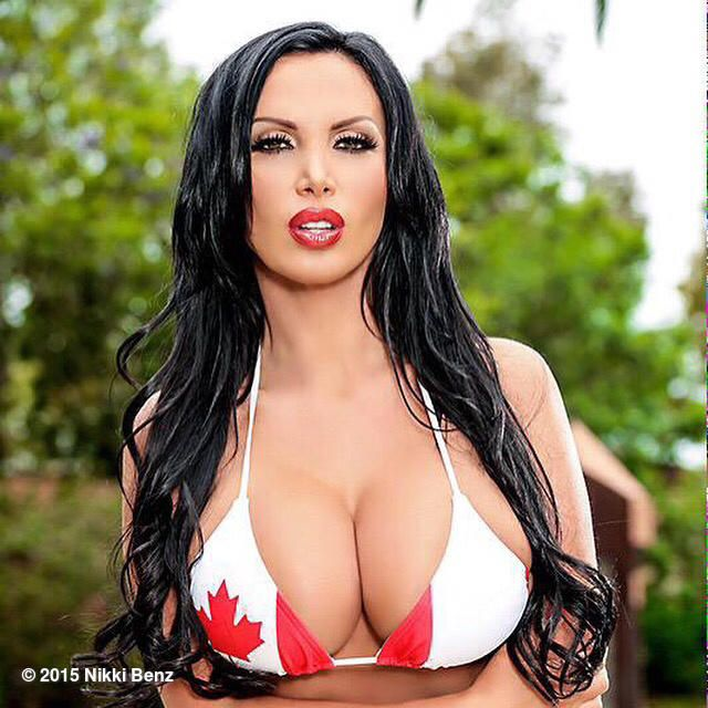 Oh Canada View More Nikki Benz On Whosay Hot Girls