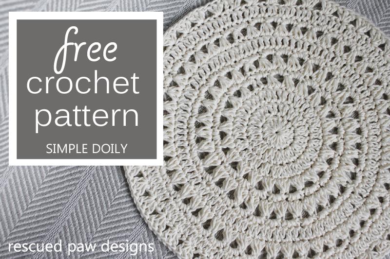 Free Crochet Doily Pattern | Free crochet, Crochet and Patterns