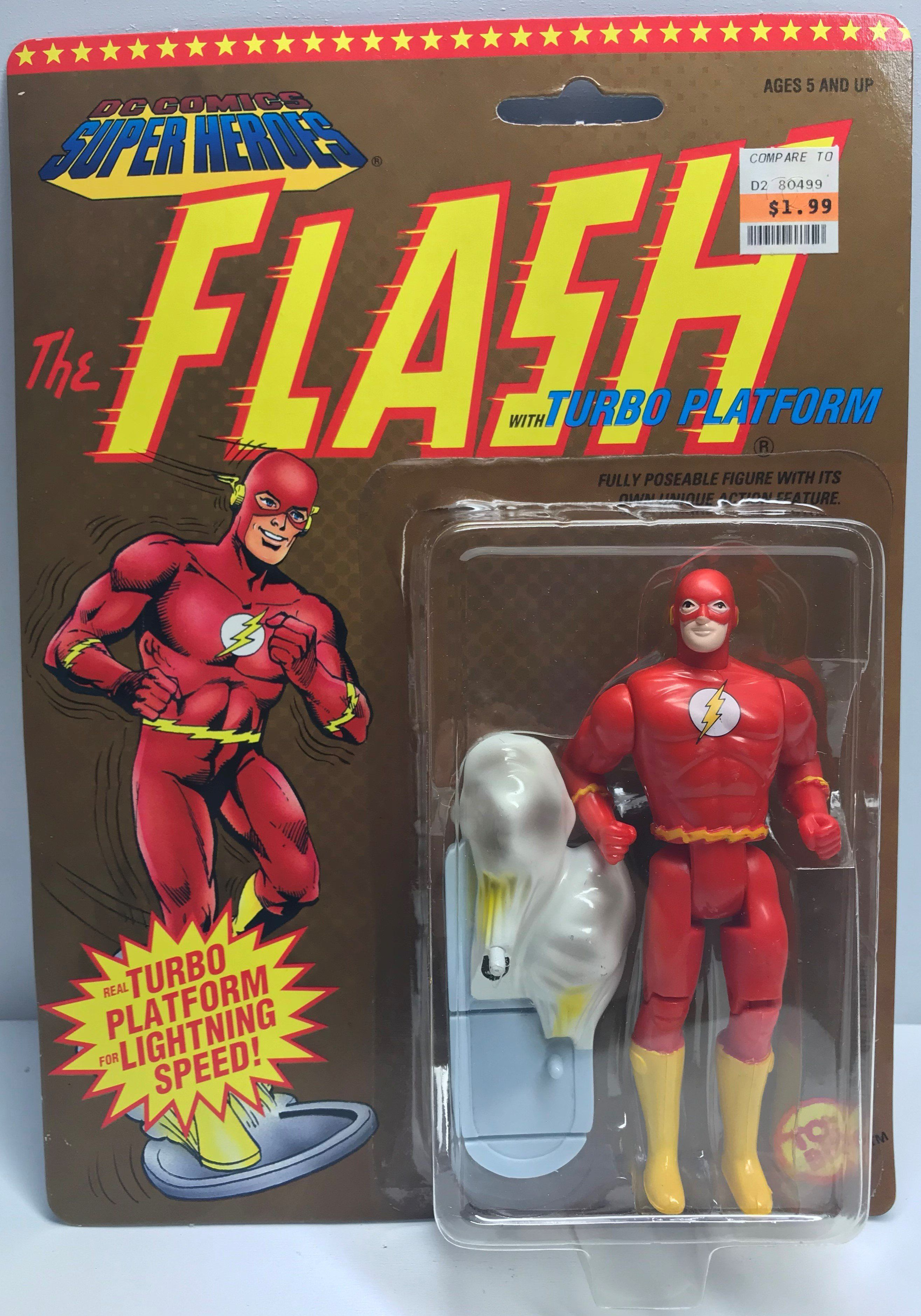 DC Multi-Univers batman ninja série Wally West Flash Action Figure