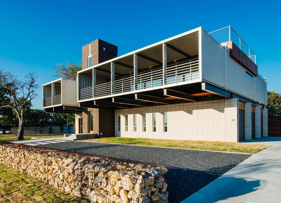 Cool Shipping Container Homes - Recycled Green Housing - Thrillist