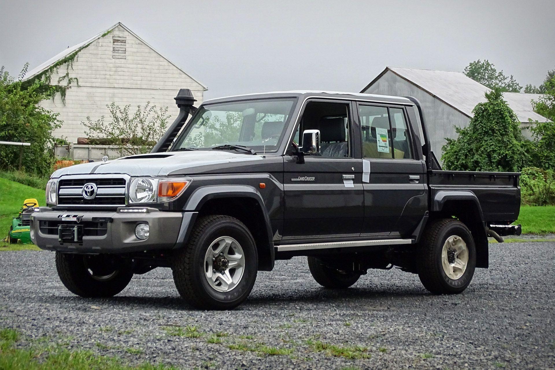 Toyota Diesel Truck >> Lc America Toyota Land Cruiser Diesel Truck Cars Toyota Land