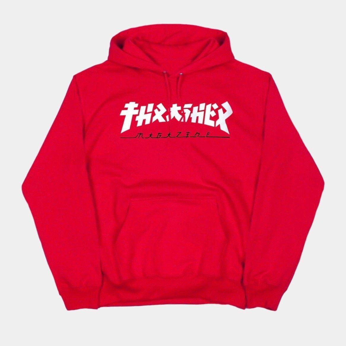Thrasher Magazine Thrasher Godzilla Hoodie Red Thrasher Thrashermagazine Red Hoodie Hoodies Thrasher Hoodie [ 1166 x 1166 Pixel ]