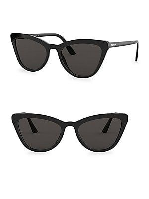 102741bb8b Prada 56MM Cat Eye Sunglasses